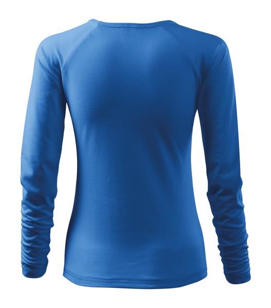 T-shirt women's Malfini Elegance - Azure Blue / XS