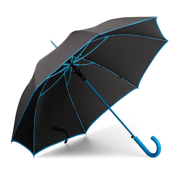INVERZO. Deštník - Světle Modrá