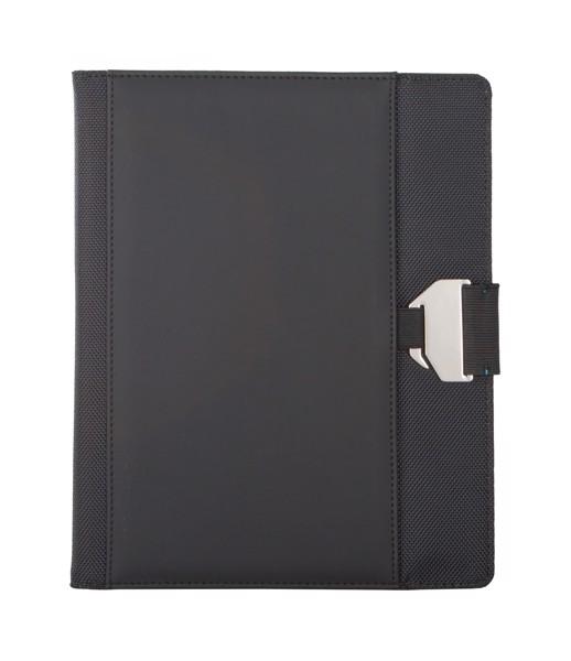Ipad® Document Folder Hike Tablet - Black