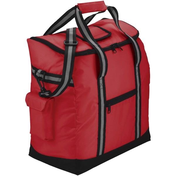 Beach-side event cooler bag - Red