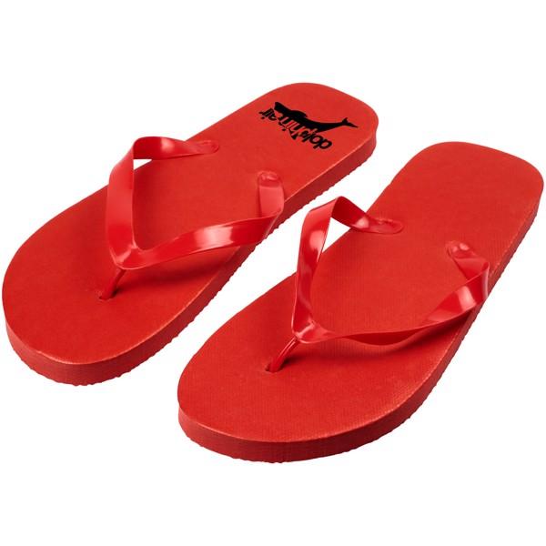 Klapki plażowe Railay (M) - Czerwony