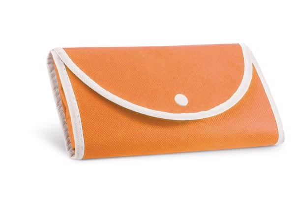 ARLON. Foldable bag - Orange