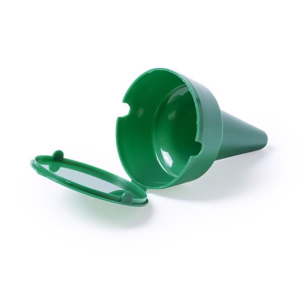 Cinzeiro Cleansand - Verde