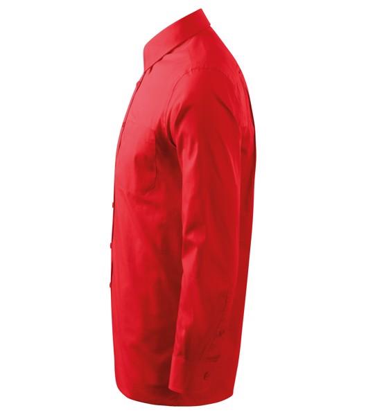 Košile pánská Malfini Style LS - Červená / L