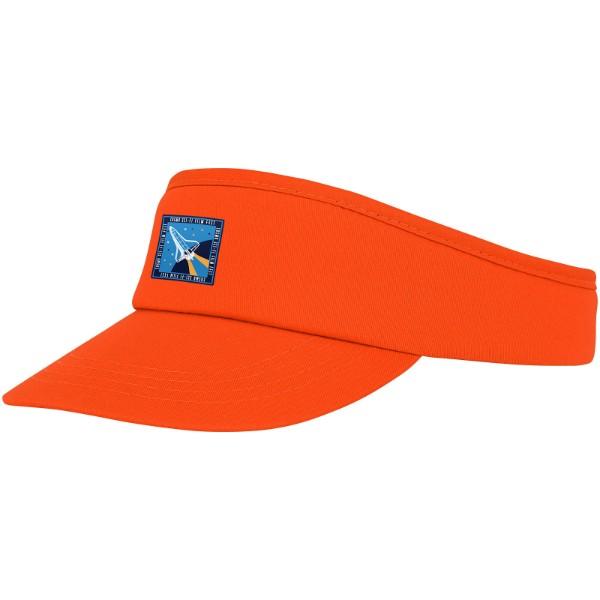 Hera sun visor - Orange