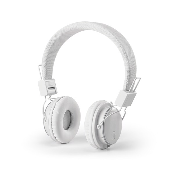 BARON. Foldable headphones - White