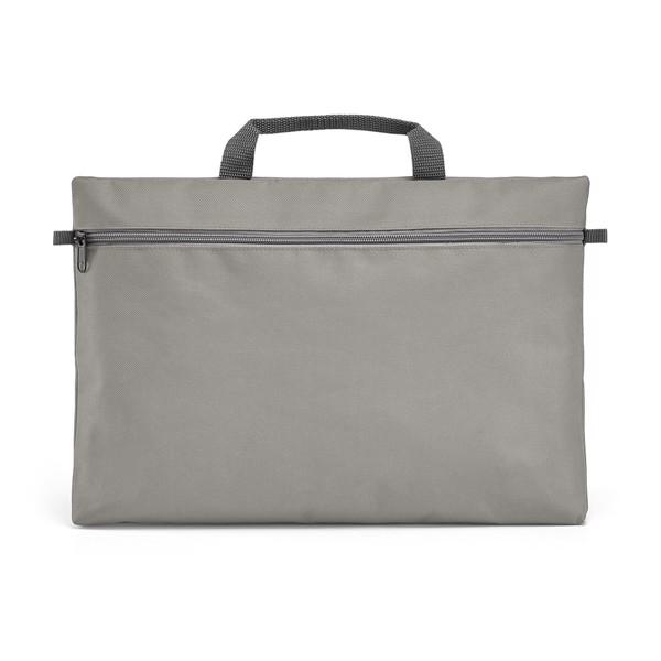 MILO. Document bag - Grey