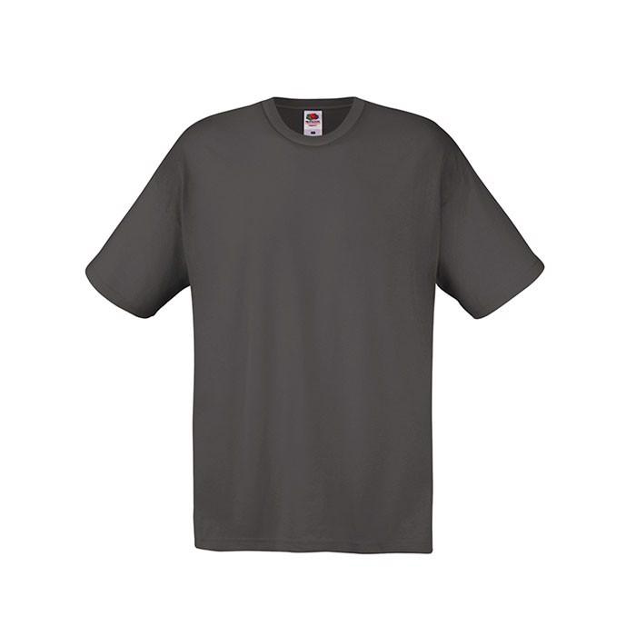 T-shirt Unisex 145 g/m² Original Full Cut 61-082-0 - Light Graphite / S