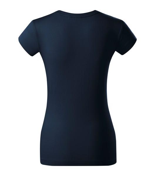 Tričko dámské Malfinipremium Exclusive - Námořní Modrá / XS