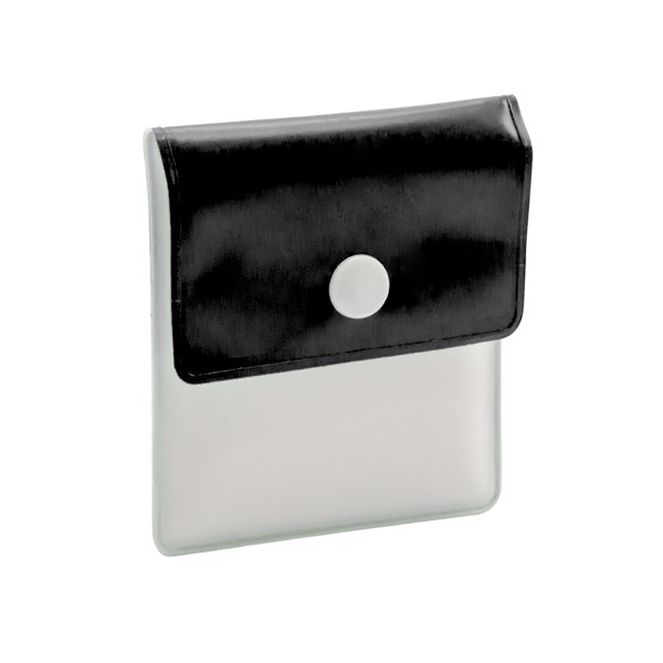 Pocket Ashtray Kyan - Black