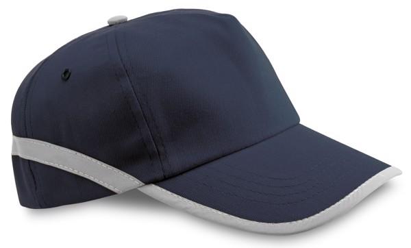 JONES. Καπέλο με αντανακλαστικά στοιχεία - Μπλε