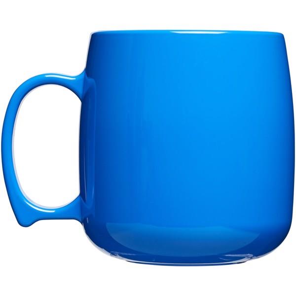 Plastový hrnek Classic 300 ml - Modrá