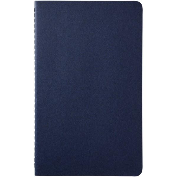 Cahier Journal L - squared - Indigo blue