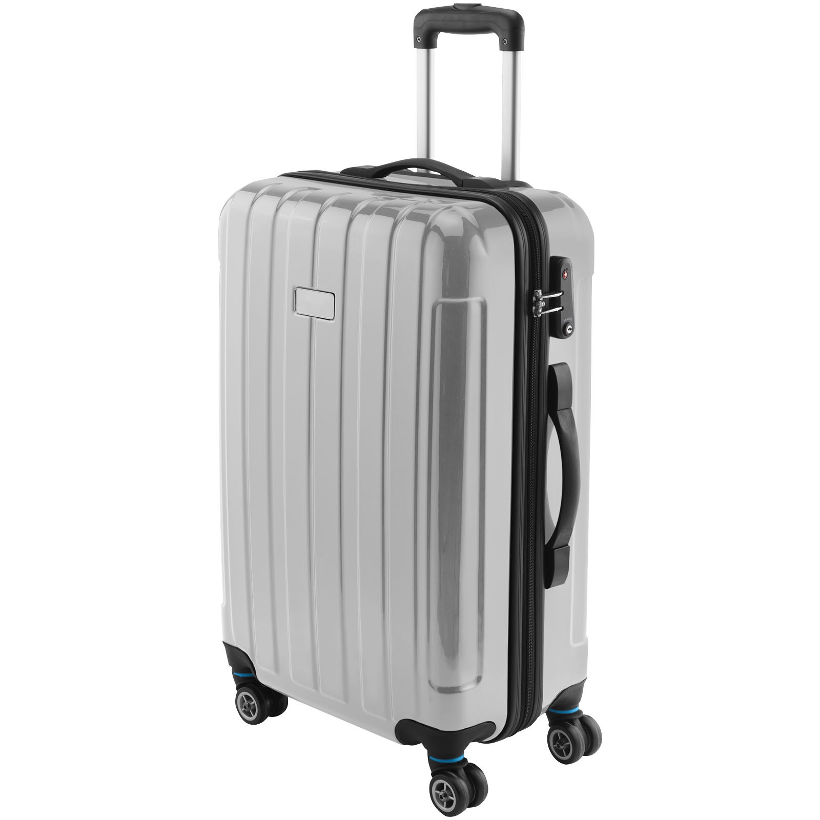 "Spinner 24"" carry-on trolley - Silver"