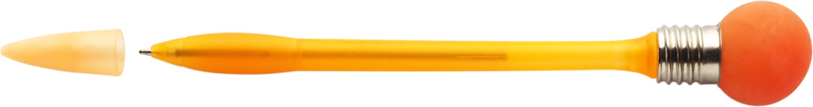 Plastic ballpen - Orange