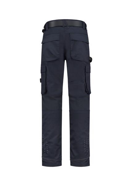 Pracovní kalhoty unisex Tricorp Work Pants Twill Cordura Stretch - Námořní Modrá / 47