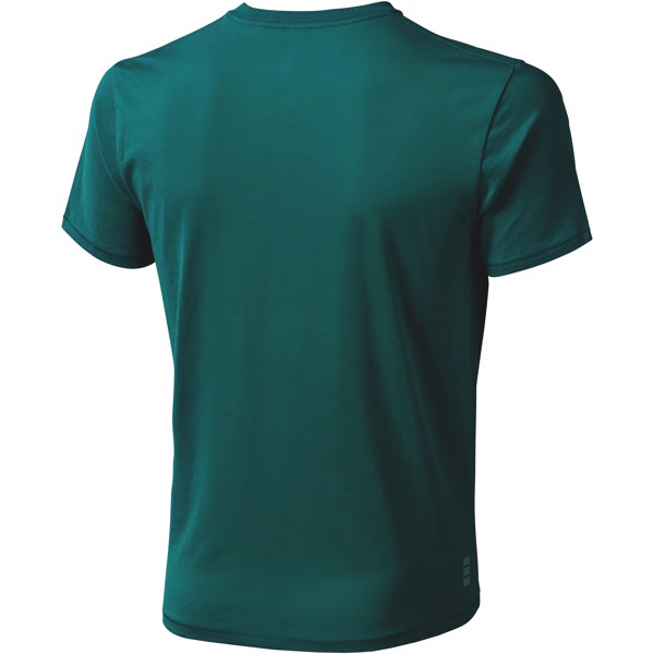 Nanaimo short sleeve men's t-shirt - Forest Green / XS