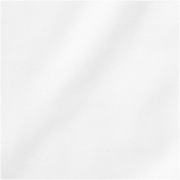 Calgary short sleeve women's polo - White / XL