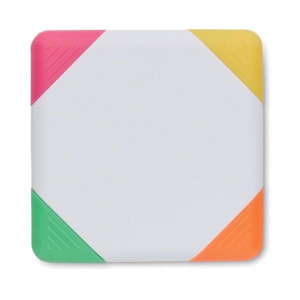 Kwadratowy zakreślacz Squarie