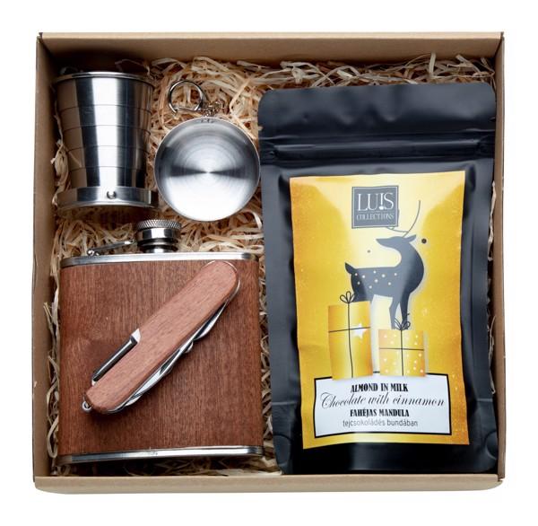 Spirit Gift Set Plunta - Natural