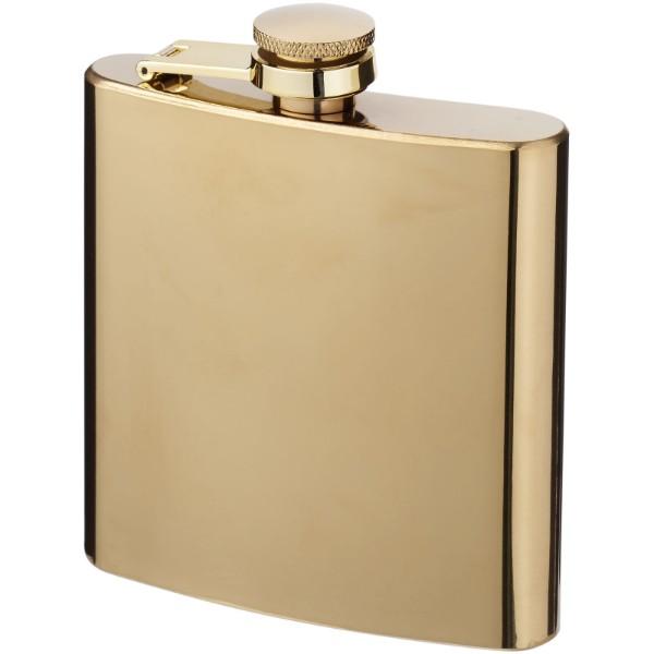 Elixier 175 ml goldfarbener Flachmann