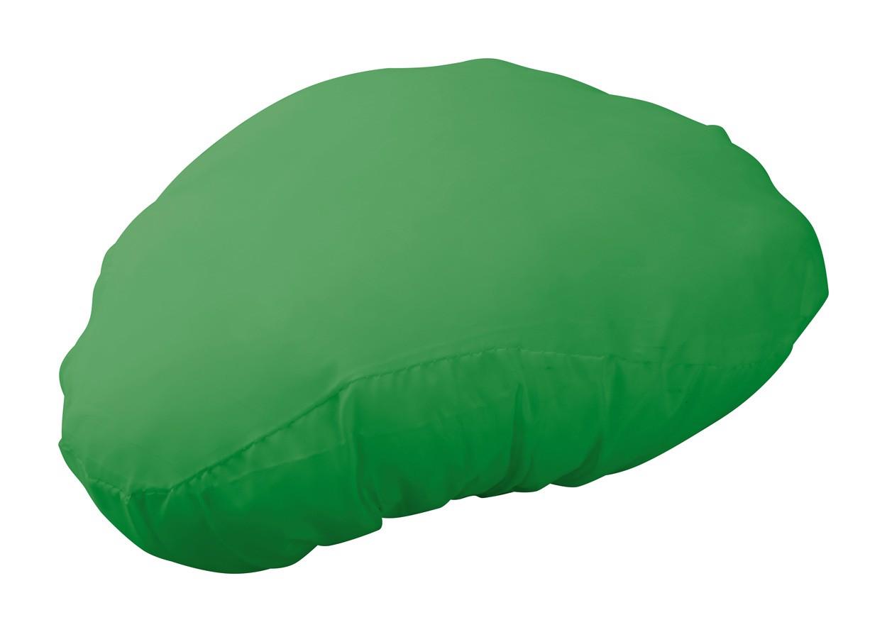 Potah Na Sedlo Na Kolo Trax - Zelená