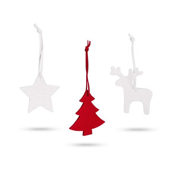 ZURS. Christmas ornaments