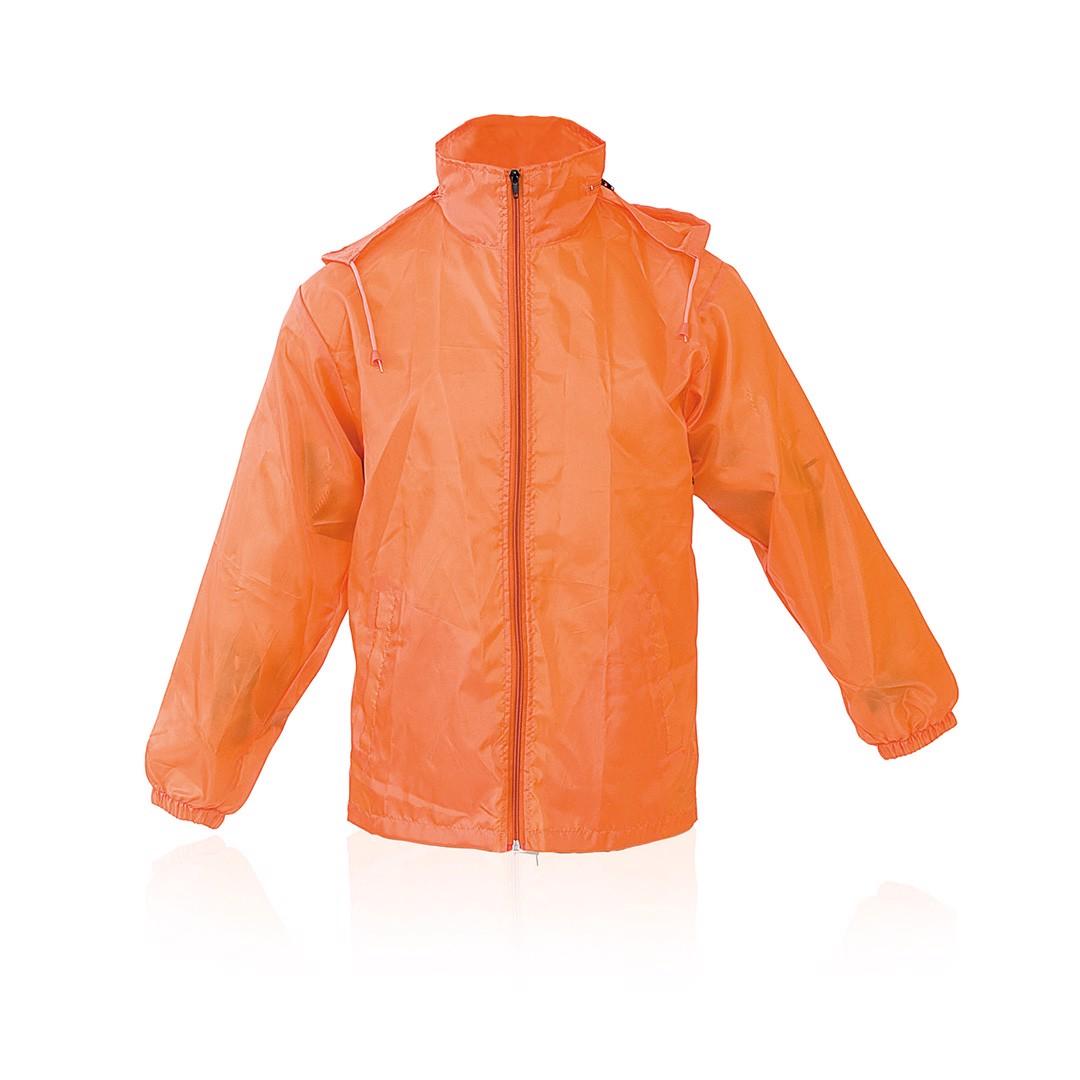 Impermeable Grid - Naranja / M/L