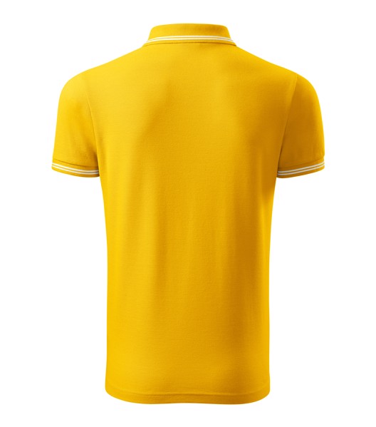 Polokošile pánská Malfini Urban - Žlutá / 3XL