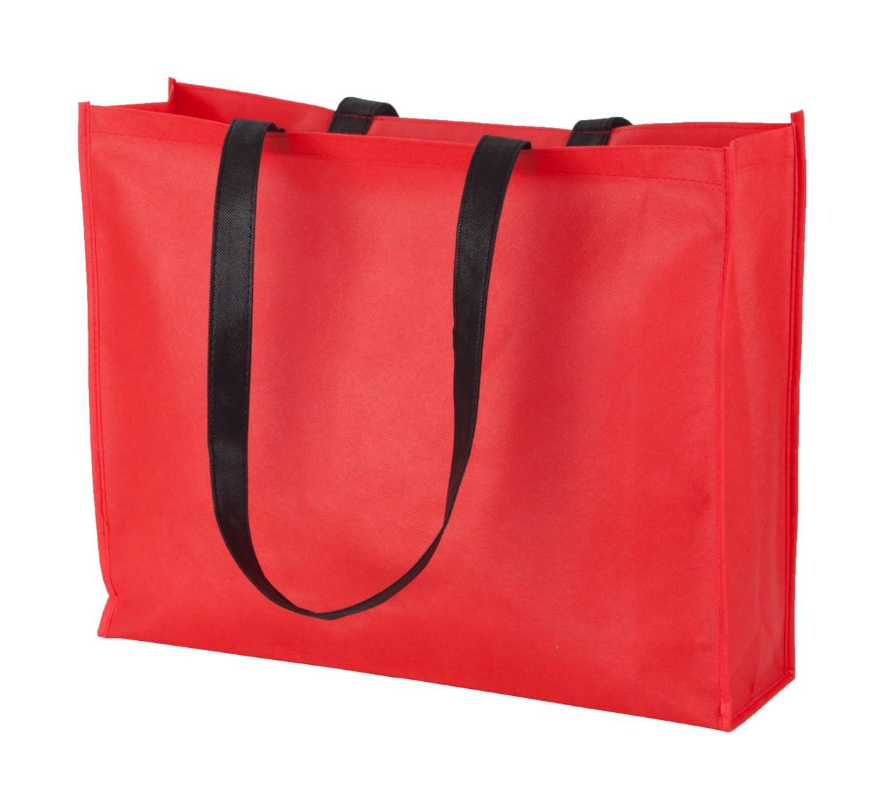 Geantă Cumpărături Tucson - Roșu / Negru