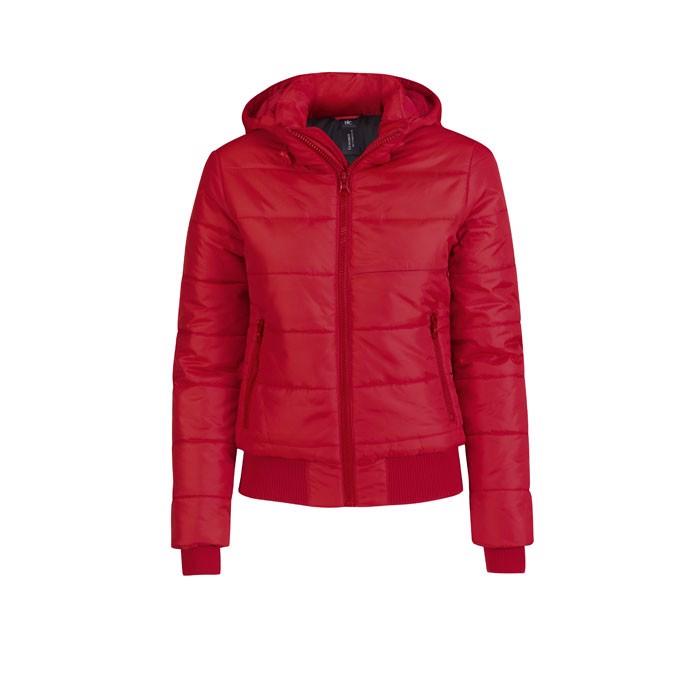 Damen Winterjacke 325 g/m2 Superhood Women Jw941 - Red / S