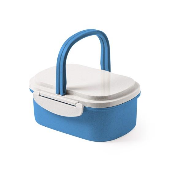 Lunch Box Konpel - Blue