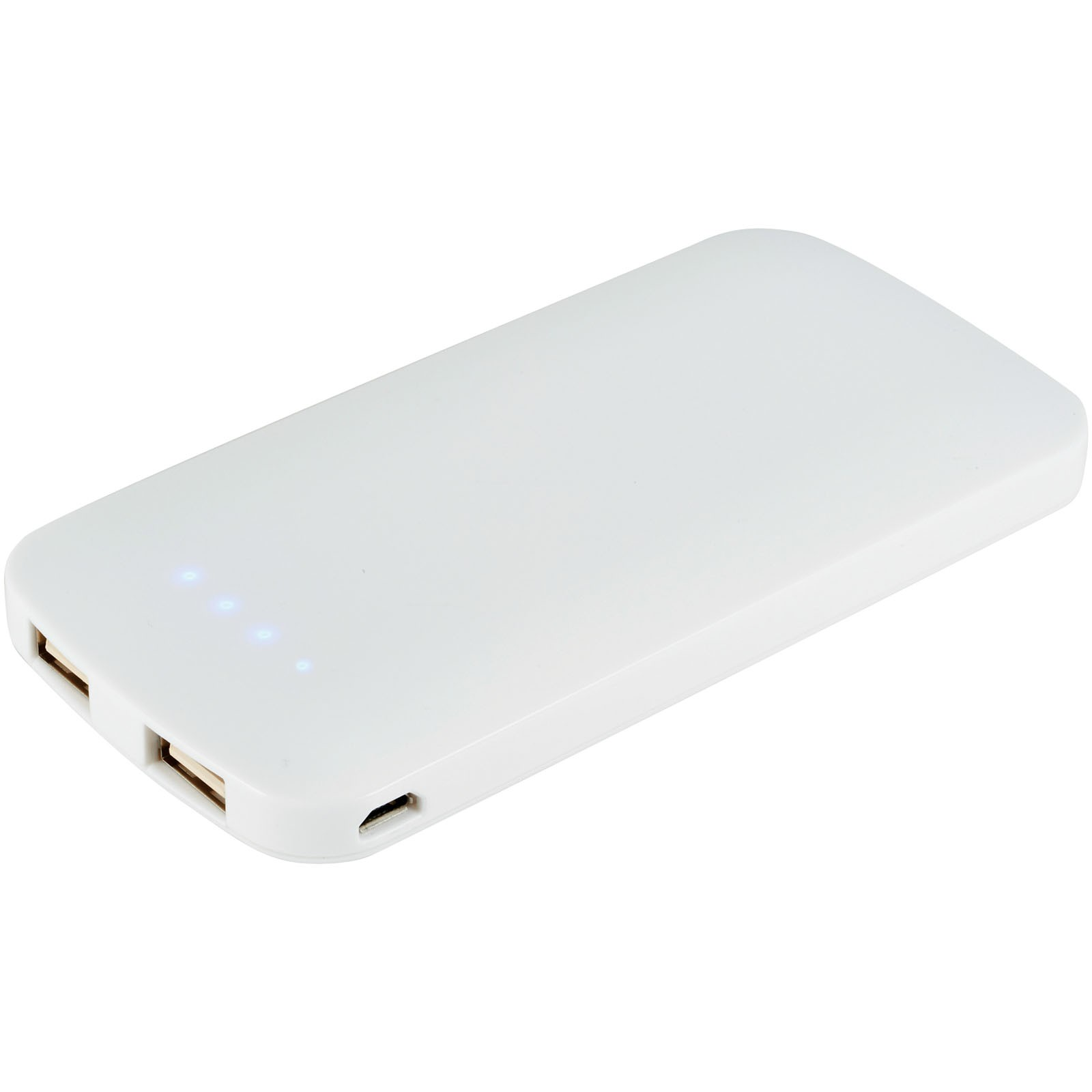 Zippy 4000 mAh flache Dual Powerbank