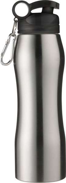 Stainless steelbottle - Silver