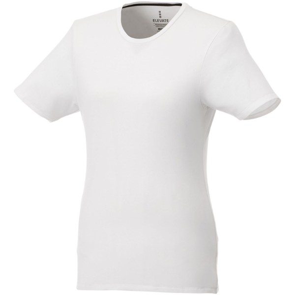 Balfour short sleeve women's GOTS organic t-shirt - White / XXL