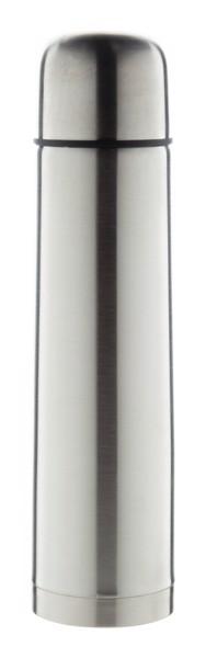 Isolierkanne Robusta XL - Silber