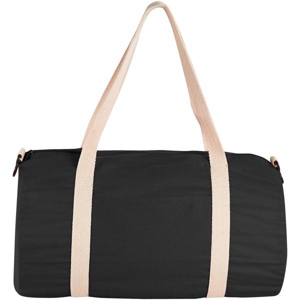 Bavlněná taška Duffel - Černá