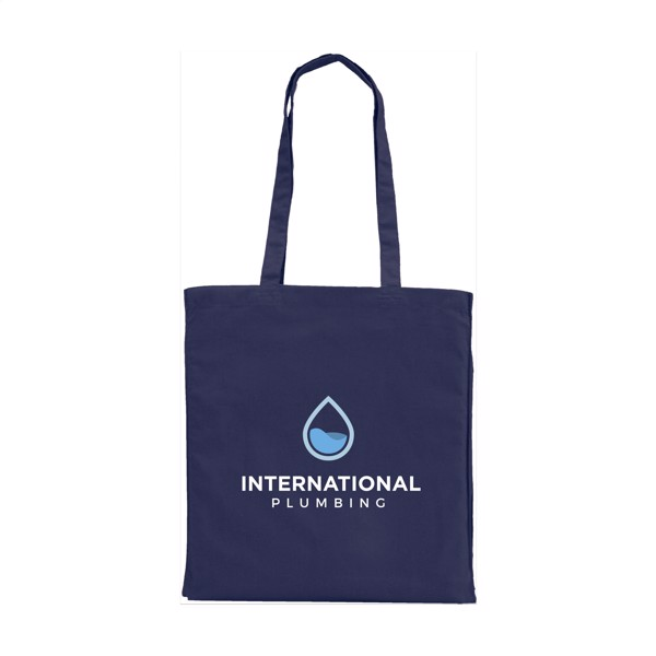 Shoppy Colour Bag cotton bag - Dark Blue