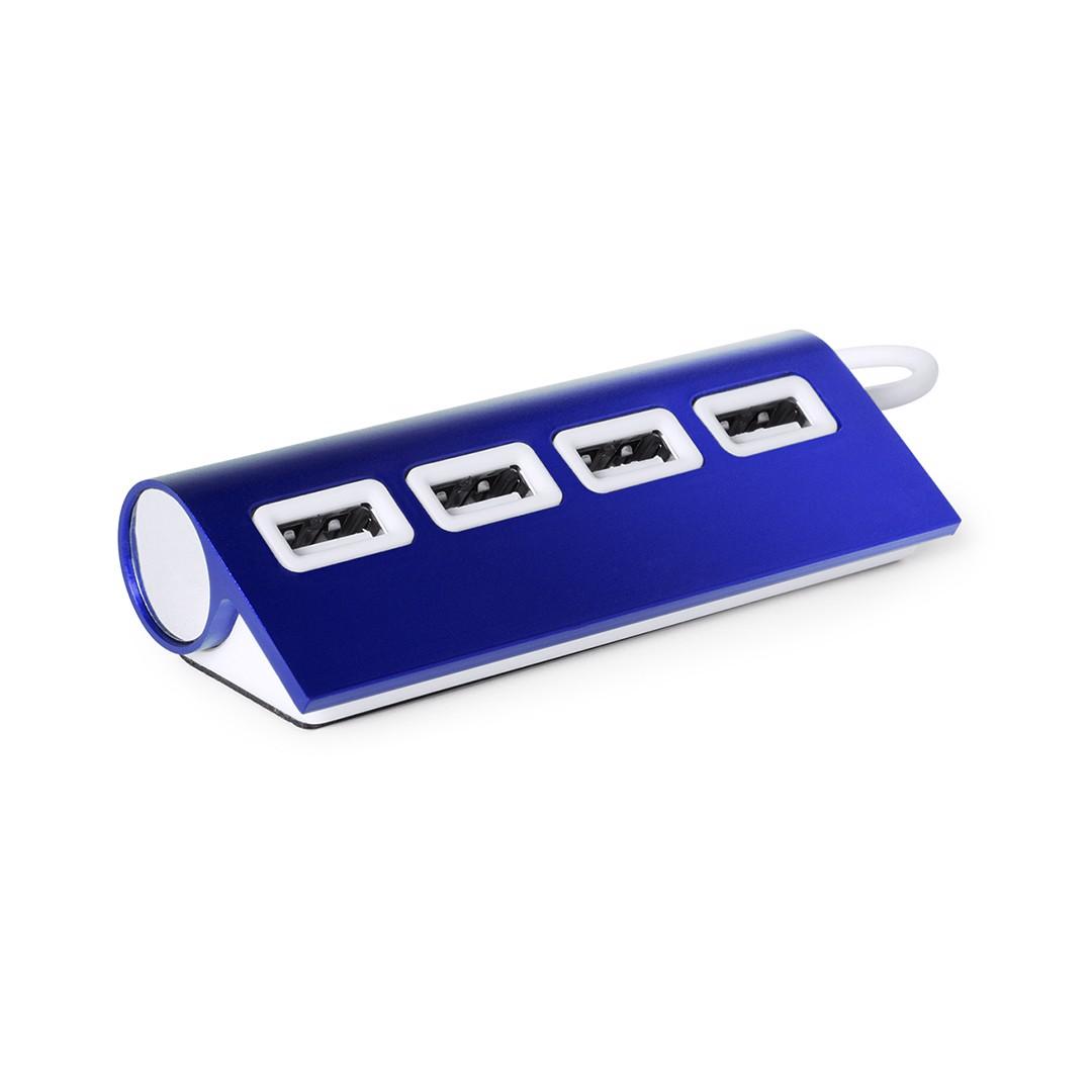Puerto USB Weeper - Azul