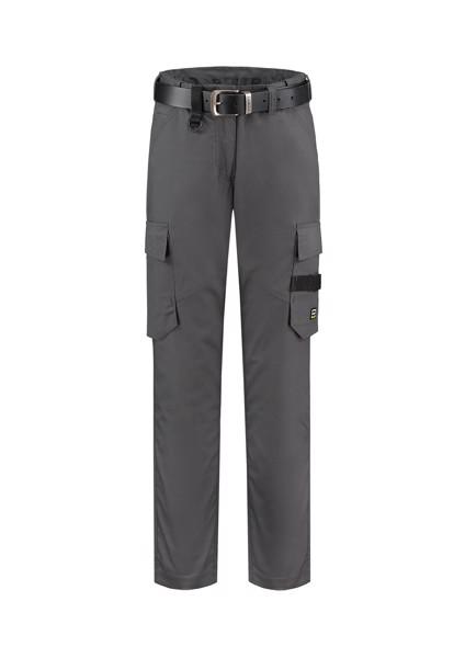 Pracovní kalhoty dámské Tricorp Work Pants Twill Women - Tmavě Šedá / 44