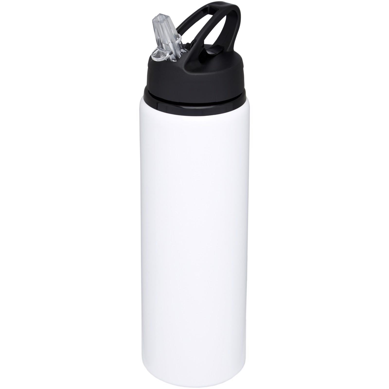 Fitz 800ml sportovní láhev - Bílá