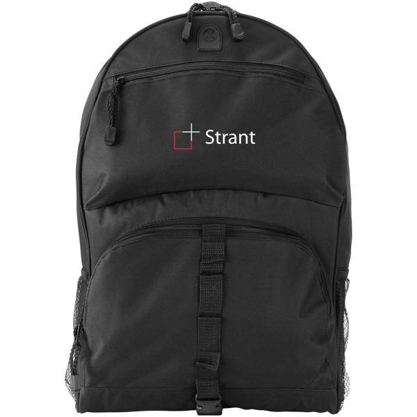 Utah backpack - Solid black