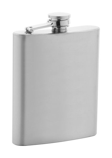 Hip Flask Amundsen - Silver
