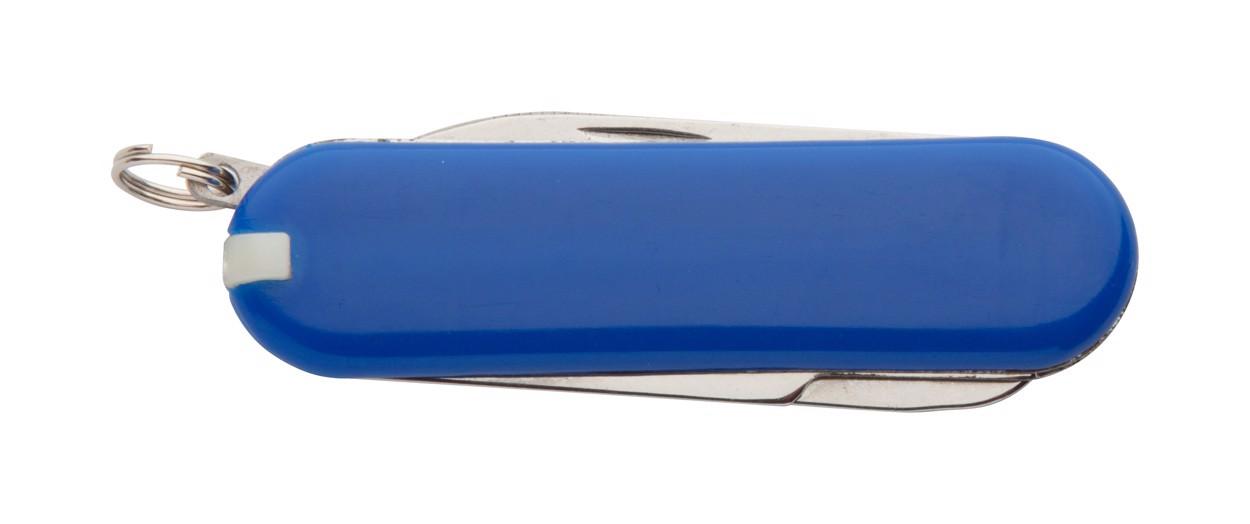 Multifunkční Kapesní Mini Nůž Castilla - Modrá