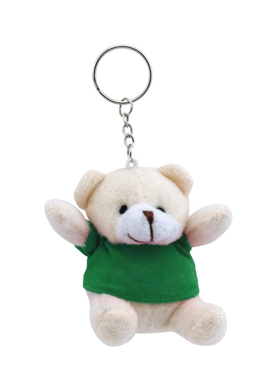 Breloc Teddy - Verde
