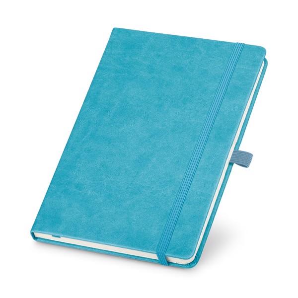 LANYO II. Bloc de notas A5 - Azul Claro