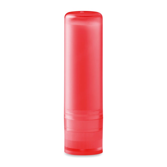 Lippenbalsam Gloss - transparent rot