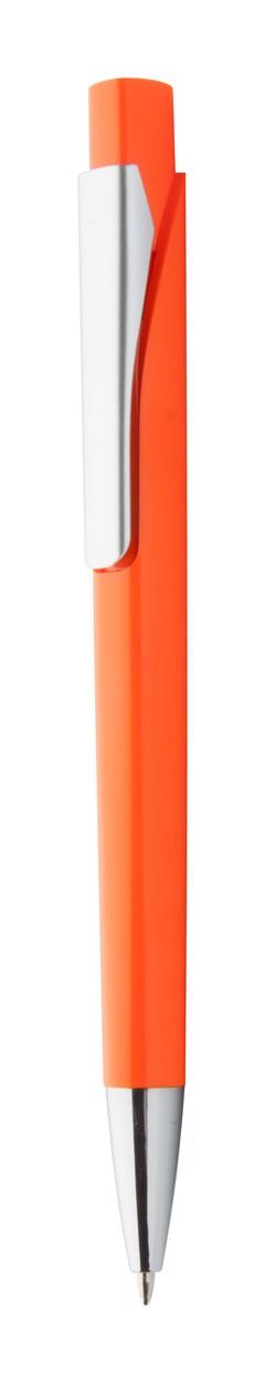 Kuličkové Pero Silter - Oranžová