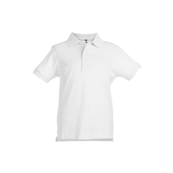 ADAM KIDS. Children's polo shirt - White / 2