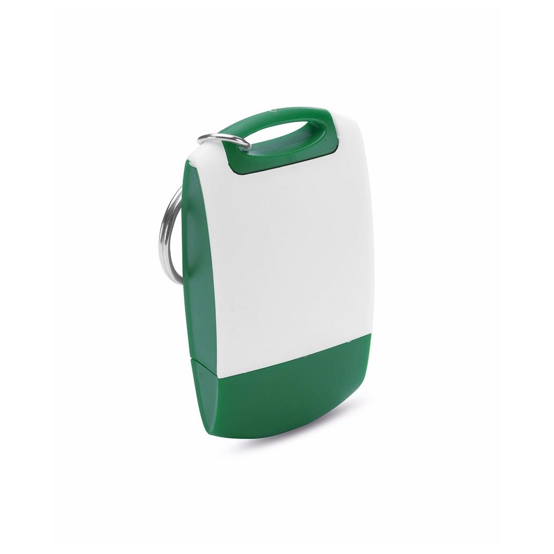 Limpa Ecrã Kiur - Branco / Verde